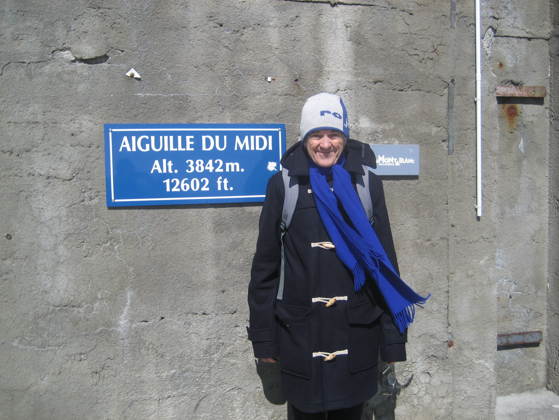 Mont Blanc, September 2008